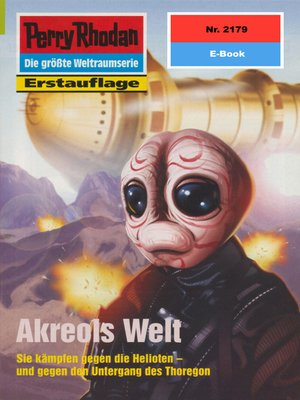 cover image of Perry Rhodan 2179
