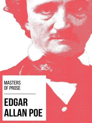 cover image of Masters of Prose--Edgar Allan Poe
