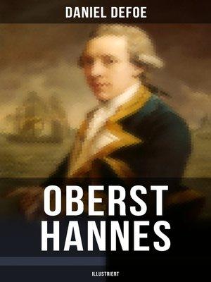 cover image of Oberst Hannes (Illustriert)