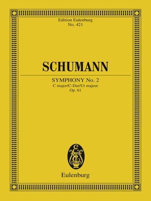 cover image of Symphony No. 2 C major