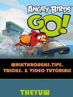 cover image of Angry Birds Go!
