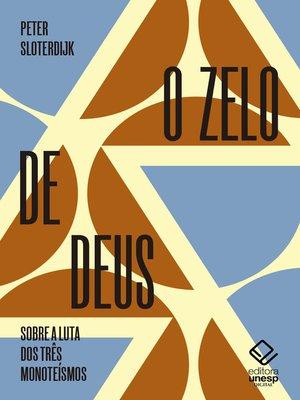 cover image of O zelo de Deus