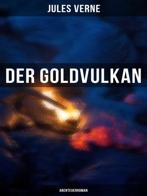 cover image of Der Goldvulkan