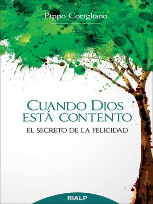 cover image of Cuando Dios está contento