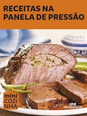 cover image of Panela de Pressão