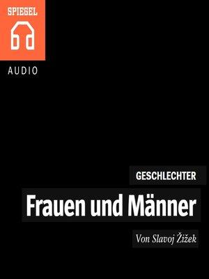 cover image of Geschlechter--Der Philosoph Slavoj Žižek über die Angst vor Transgender
