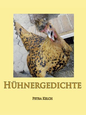 cover image of Hühnergedichte