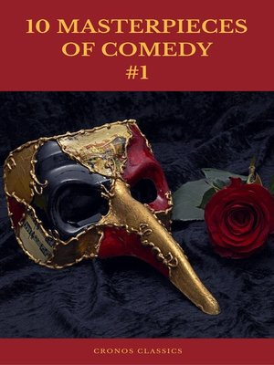 cover image of 10 MASTERPIECES  OF COMEDY #1 (Cronos Classics)