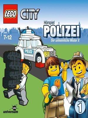 cover image of Folge 1--Polizei--Der unheimliche Mister X