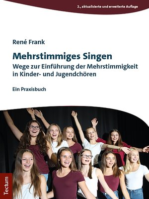 cover image of Mehrstimmiges Singen