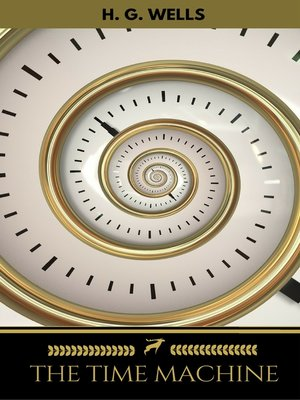 cover image of The Time Machine (Golden Deer Classics)