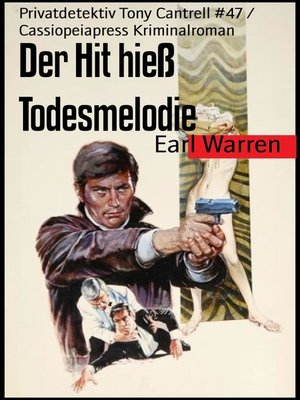 cover image of Der Hit hieß Todesmelodie