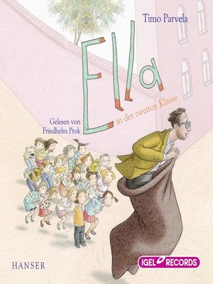 cover image of Ella in der zweiten Klasse