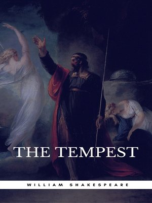 cover image of The Tempest (Book Center)
