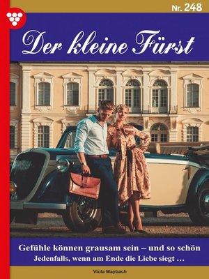 cover image of Der kleine Fürst 248 – Adelsroman