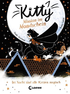 cover image of Kitty (Band 1)--Mission im Mondschein