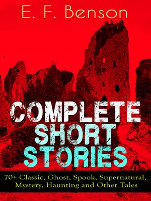cover image of Complete Short Stories of E. F. Benson