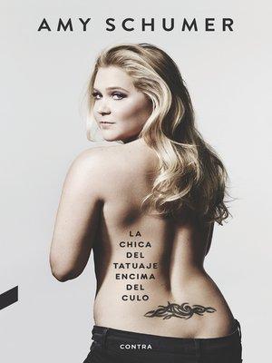 cover image of La chica del tatuaje encima del culo