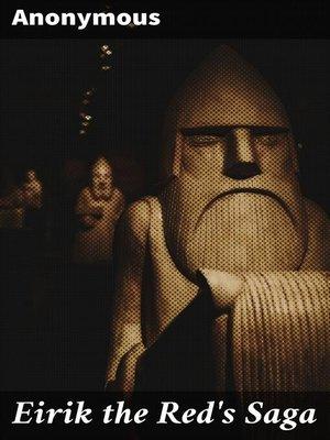 cover image of Eirik the Red's Saga