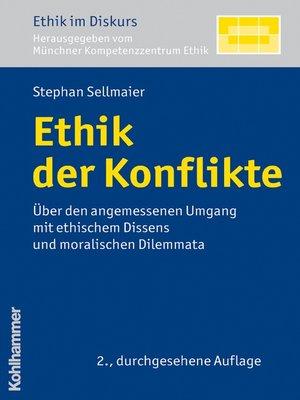 cover image of Ethik der Konflikte