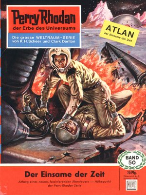 cover image of Perry Rhodan 50