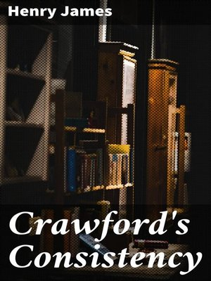cover image of Crawford's Consistency