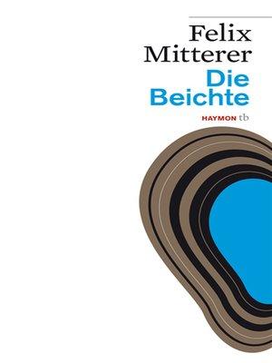 cover image of Die Beichte