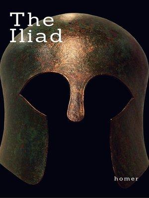 cover image of The Iliad (Zongo Classics)