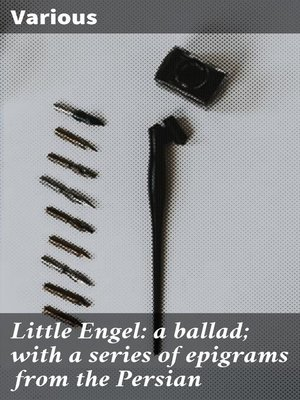 cover image of Little Engel
