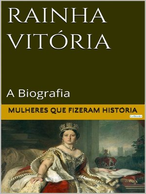 cover image of Rainha Vitória