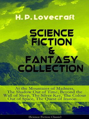 cover image of Science Fiction & Fantasy Collection