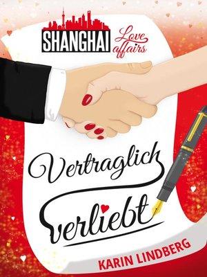 cover image of Vertraglich verliebt