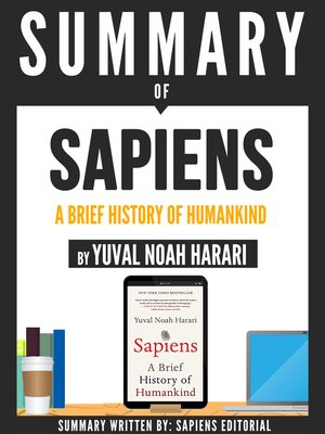 "cover image of Summary of ""Sapiens"