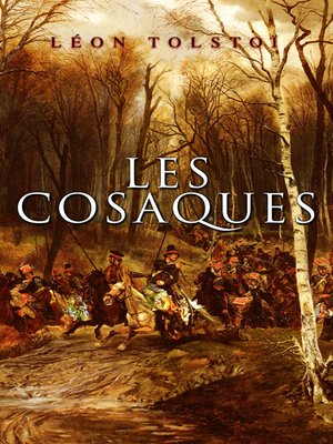 cover image of Les Cosaques