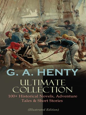 cover image of G. A. HENTY Ultimate Collection