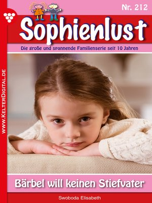 cover image of Sophienlust 212 – Familienroman