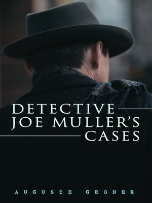 cover image of Detective Joe Muller's Cases