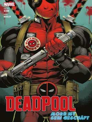 cover image of Deadpool--Mord ist sein Geschäft