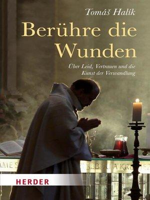 cover image of Berühre die Wunden