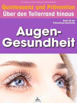 cover image of Augen-Gesundheit