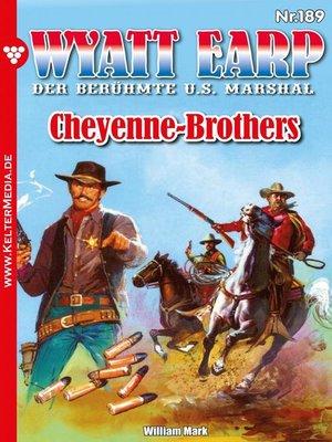 cover image of Wyatt Earp 189 – Western