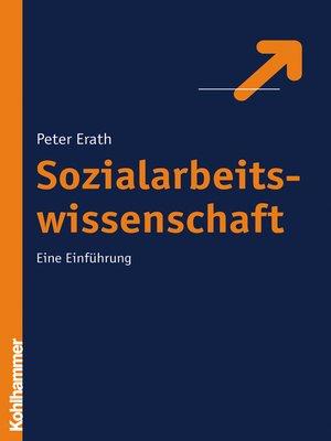 cover image of Sozialarbeitswissenschaft