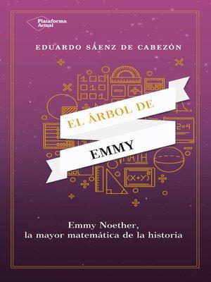 cover image of El árbol de Emmy