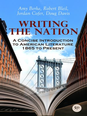 cover image of Writing the Nation