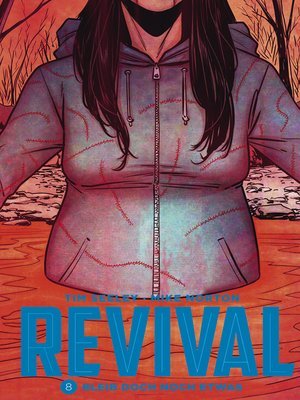 cover image of Revival 8