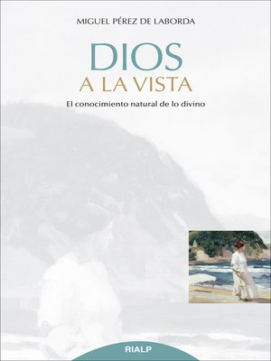 cover image of Dios a la vista