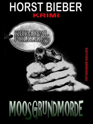 cover image of Moosgrundmorde