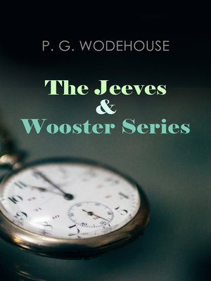cover image of The Jeeves & Wooster Series