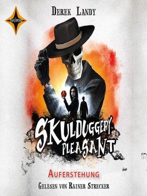 cover image of Skulduggery Pleasant, Folge 10