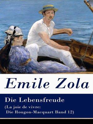 cover image of Die Lebensfreude (La joie de vivre
